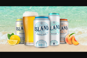 Island Brands – Spicy Summer Giveaway Sweepstakes