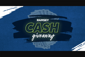 Lampo Group – 2021 Ramsey Cash Giveaway Sweepstakes