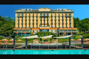 Omaze – Luxe Vacation In Lake Como At The Grand Hotel Tremezzo – Win a six (6) day