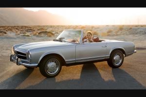 "Omaze – 1968 Mercedes-Benz 280sl Pagoda – Win a 1968 Mercedes 280SL Pagoda (the ""Grand Prize"")."