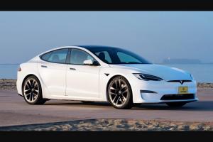 "Omaze – Tesla Model S Plaid – Win a Tesla Model S Plaid (the ""Grand Prize"")."