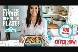 Organic Valley – We Got Your Back To School Sweepstakes