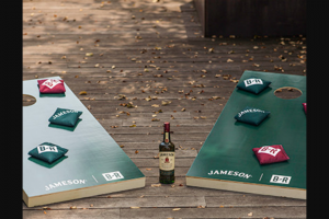 Pernod Ricard – Jameson Game Day – Win shall be awarded one (1) Jameson branded Olhausen 8-foot Pool Table or other make and model as solely determined and designated by Sponsor based upon availability