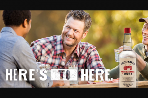 Pernod Ricard – Smithworks Vodka Blake Shelton Friends & Heroes Ticket – Win two (2) premium tickets (for winner and one guest age 21 or older) to attend the Sponsor designated Blake Shelton Friends and Heroes 2021 Tour