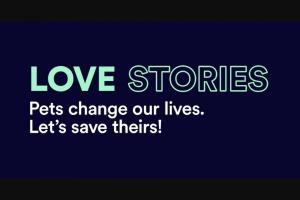 Petco – Love Stories Contest Sweepstakes
