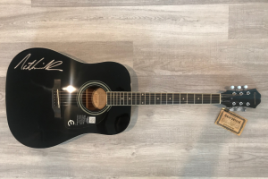 Relix – Nathaniel Rateliff Autographed Guitar Sweepstakes