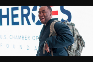 Us Chamber Of Commerce Foundation – Hiring Our Heroes – Win one current year Toyota vehicle with a MSRP of $40915 or less (includes delivery