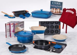 America's Test Kitchen & Le Creuset – A Blissful Baking – Win a grand prize package valued over $400 OR 1 of 3 minor prizes