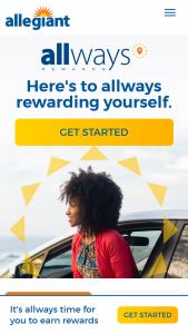 Allegiant – Allways All Access Giveaway – Win ten (10) Allegiant travel vouchers