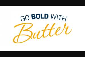 American Butter Institute – Go Bold With Butter 2021 Holiday Cookie Contest – Win PLACE PRIZE $2000 One (1) THIRD PLACE PRIZE $1000 One (1) UNDENIABLY DAIRY PRIZE $500