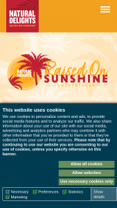 Bard Valley Date Growers – Natural Delights Raised On Sunshine Sweepstakes