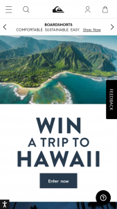 Boardriders – Trip To Hawaii Sweepstakes