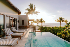 Bridal Guide – Romantic Honeymoon In Mexico – Win 7-night stay for two at Fairmont Mayakoba in Mexico in a Signature Casita Room and buffet breakfast daily at La Laguna