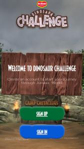 Del Monte – Jurassic World Camp Cretaceous  – Win a four (4) day