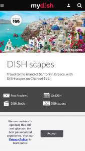 Dish – Create A Scape – Win $4000 in VISA Gift Cards