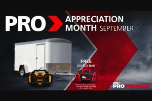 Floor And Decor – Pro Appreciation Month Sweepstakes