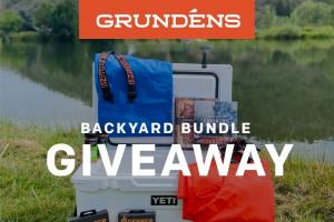 Grundéns – Backyard Bundle Giveaway Sweepstakes