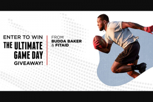 Lifeaid Beverage – Game Day Giveaway Sweepstakes