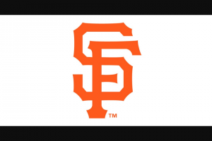 MLB – San Francisco Giants Fan Appreciation Sweepstakes
