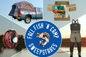 Napier – Fall Fish N Camp Sweepstakes