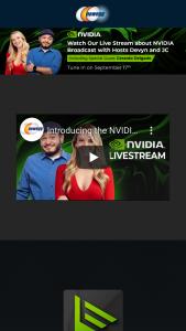 NEWEGG – Nvidia Studio Geforce Rtx Laptop Giveaway Sweepstakes