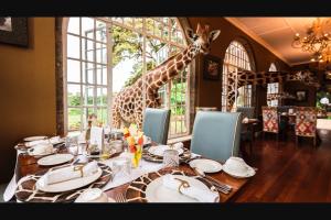 Omaze – Unforgettable Safari & Stay At Giraffe Manor In Kenya – Win a five (5) night