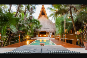 Omaze – Vacation For Six At Your Own Private Villa In Tulum – Win a five (5) day