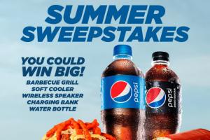 Pepsi/cheetos – Hot Head Burritos Instant Win Game Sweepstakes