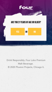 Phusion Projects – Lokoween – Win Ten (10) winners will be chosen to win a premier prize package which will include one (1) Four Loko Can Costume and one (1) $200 gift card