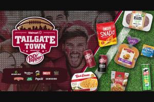 "Retail Sports Marketing Dr Pepper – Samsung 70"" TV – Win $1399.98."