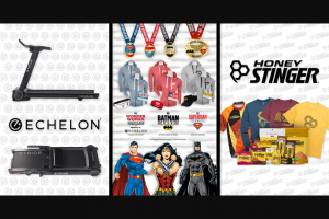 USA Today – Justice League Virtual Run Challenge Sweepstakes