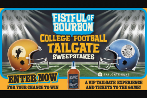 William Grant & Sons – Fistful Of Bourbon Sweepstakes