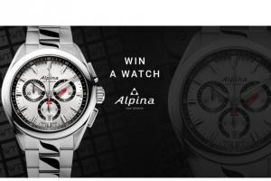 Worldtempus – Alpina Watch Sweepstakes