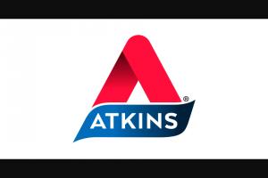Atkins – #atkinssmallwins – Win one box each of Atkins Vanilla Caramel Pretzel Protein Bars