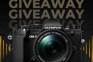 Bedford Camera – Olympus E-M5 Mark Iii Camera Kit Giveaway – Win Olympus E-M5 Mark III Camera with 14-150mm Lens