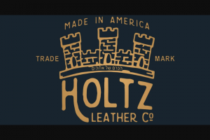 Holtz Leather – Fine Leather Messenger Bag Giveaway Sweepstakes