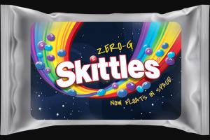 Mars Wrigley Confectionery Us – Skittles Zero G – Win flight experience