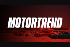 Motor Trend – Hot Rod Power Tour Hp Tuners 2021 Sweepstakes