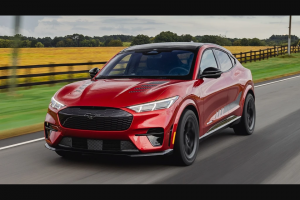 """Omaze – 2021 Ford Mustang Mach-E Gt Performance – Win a 2021 Ford Mustang Mach-E GT Performance with RTR Wheels and Nitto Tires (the """"Grand Prize"""")."""