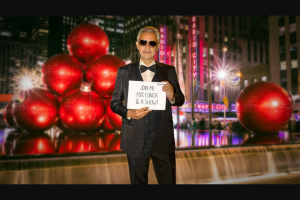 Omaze – Trip To Nyc To Celebrate The Holidays With Andrea Bocelli – Win two (2) tickets to Andrea Bocelli's performance at Madison Square Garden on December 15 2021 Lunch with Andrea Bocelli and his friends