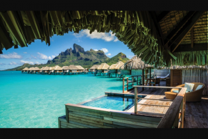 Omaze – Vacation At The Four Seasons Bora Bora In An Overwater Bungalow – Win a six (6) day