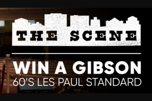 Opry Circle Media – Gibson 60's Les Paul Standard Guitar – Win A Gibson 60'S Les Paul Standard Guitar