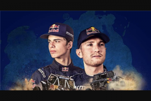 Red Bull – Offroad Racers Contest – Limited States – Win a Red Bull prize pack