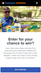 Unilever – Make Over My Backyard – Win A 3-day/2-night trip for two (2) to Charlotte NC