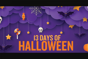 Weis Markets – 13 Days Of Halloween Giveaways – Win a $50 Weis Markets Gift Card and prize pack from Hershey's